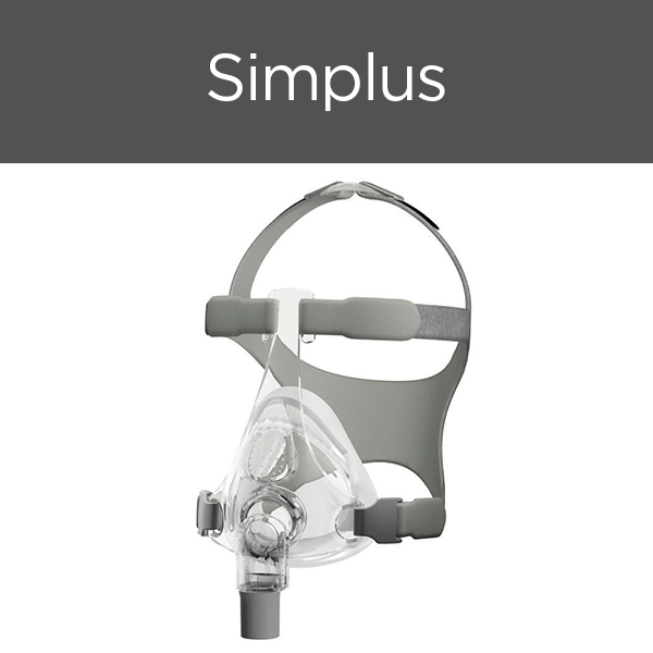 Fisher Paykel Simplus CPAP Mask